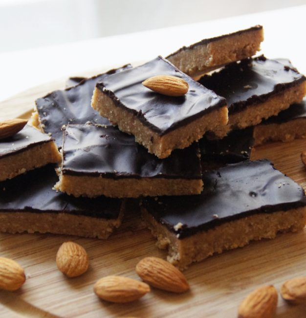 Peanutbutter Coconut Bars